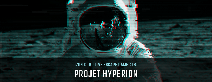 Izon Corp Live Escape Game Albi