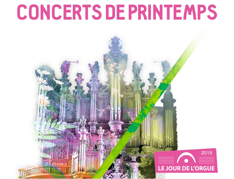 Concert de Printemps - Le jour de l'orgue