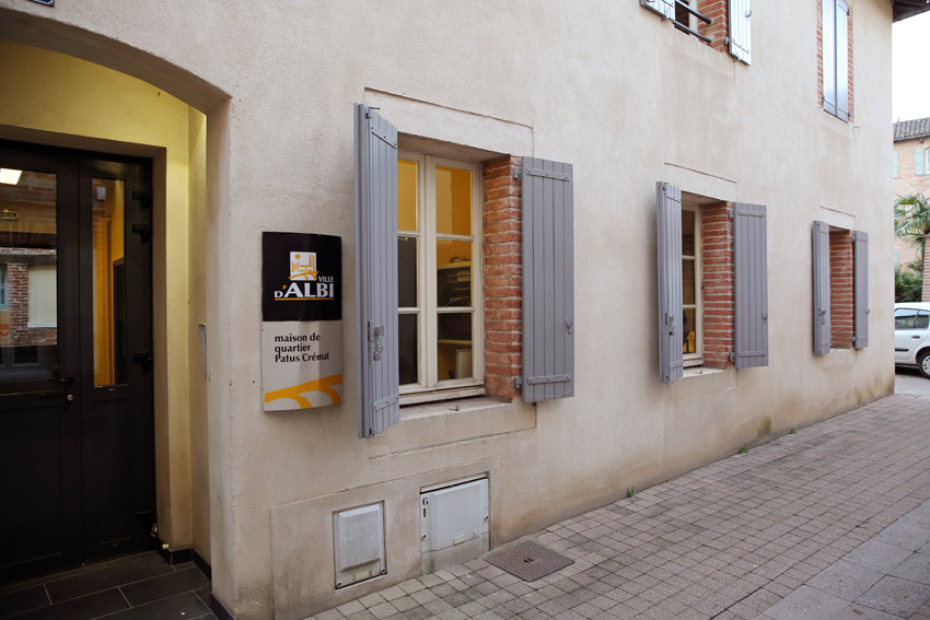 La maison de quartier grand centre albi for Animateur maison de quartier