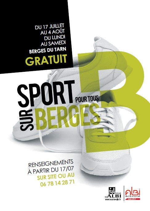Guide Sports sur les berges 2017