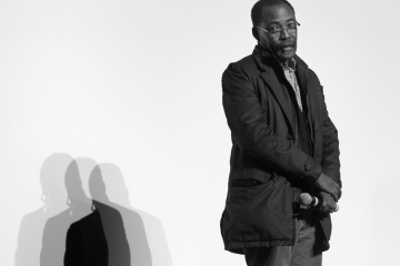 Mahamat Saleh Haroun - 2013  (Photo Joel Espié)