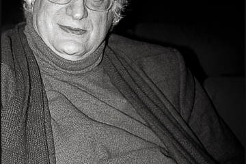 Bertrand Tavernier - 2005 (Photo Joel Espié)