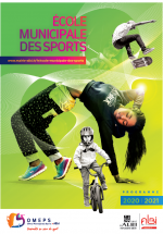 Ecole Municipale des Sports - Guide 2021