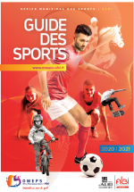 Omeps Guide Des Sports 2020-2021