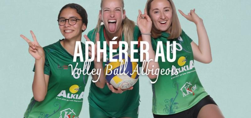 Volley-ball albigeois