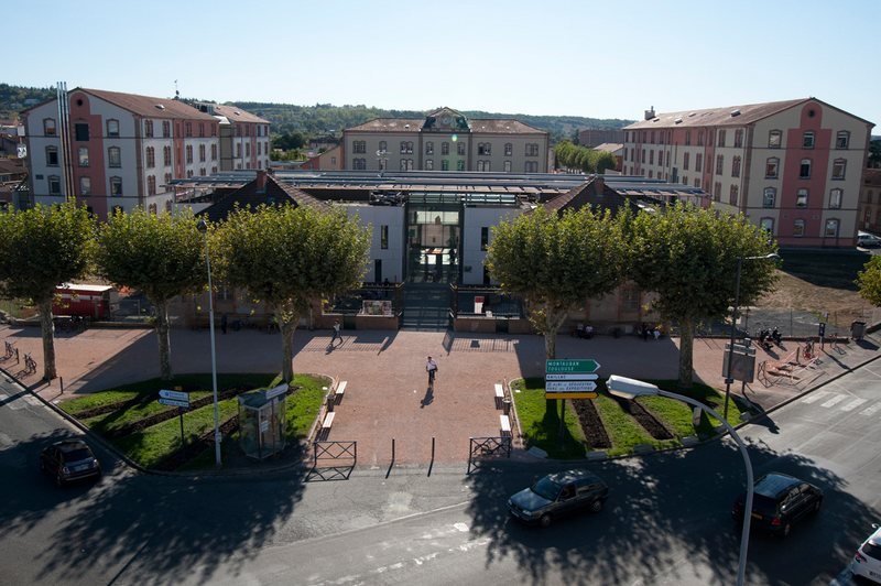 Le centre universitaire Champollion